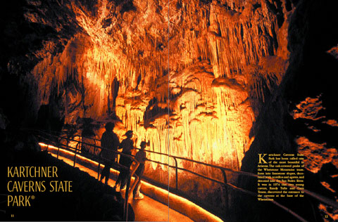Kartchner Caverns photo spread